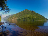 Lake Crescent, Olympic National Park, 2014